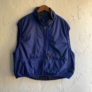Patagonia Pullover Puffer Vest